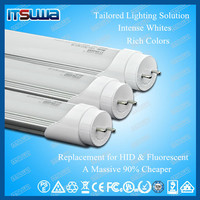 Promotional Launches! USD 6.23/pc tubes8 led light tube fluorescent tube light easy replacement long shelf life MOQ 50 pcs