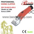 Lithium battery Horse clipper