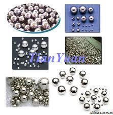 aisi420 aisi304 aisi316 large stainless steel balls threaded