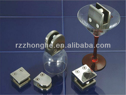 precision casting stainless steel glass clip