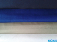 "T/C 80/20 20x20 108x58 58/59"" white and dyed fabric for workwear"