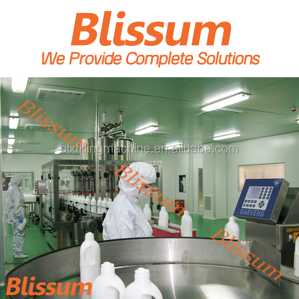 BLISSUM health full automatic milk filling machine beverage filling
