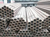 Zinc coating 300 Hot dipped galvanized steel pipe good property