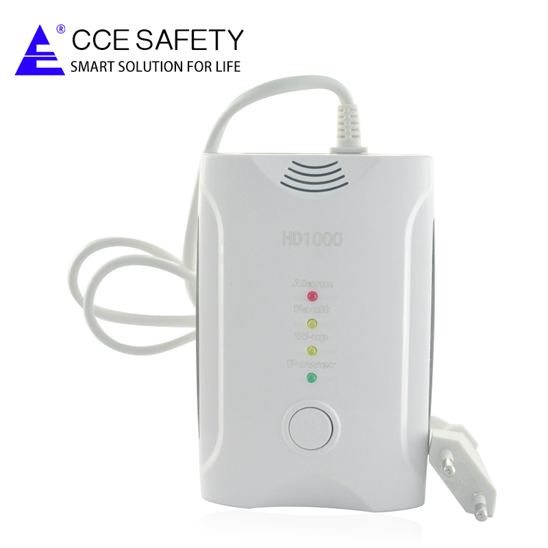 Kitchen Gas Leak Detector Alarm For Home Security System