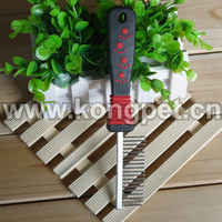 Pet daily grooming/pet stainless steel comb/dog comb PG017