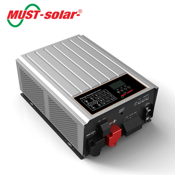 Dc to Ac 48v 3kw Off-grid Solar Power System Inverter with 60A MPPT Solar Charge Controller