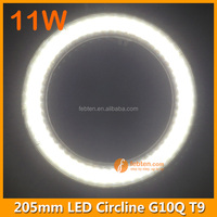 8inch led ring light G10Q/ led circular tube lamp