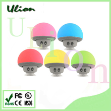 Wireless Mini Bluetooth Speaker Portable Mushroom Waterproof Stereo Bluetooth Speaker for Mobile Phone