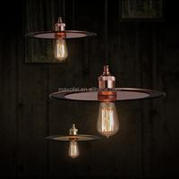2016 Loft Industry Iron Art vintage pendant light