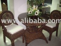 Rattan furnitures