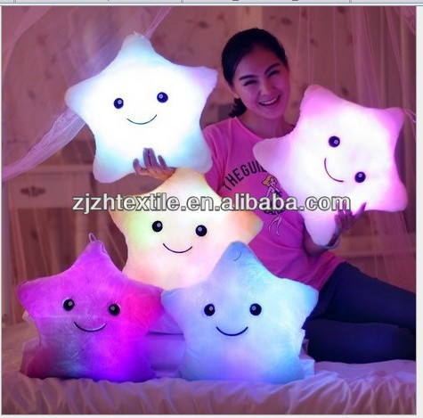 led shinningg pillows, 2015 New Product LED Pillow