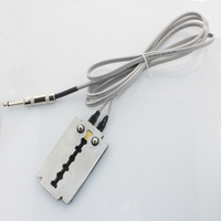 Professional Razor Foot Switch Power Supply Pedal JL-736