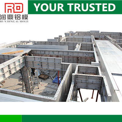 RD alibaba Alkali-proof Construction used concrete forms sale Hardware Store sell to Philippines for aluminum formwork