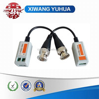 Video Balun For CCTV wireless surveillance system