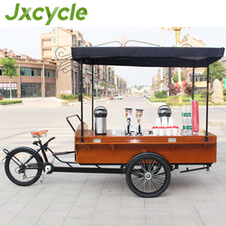 Luxury mobile coffee bike