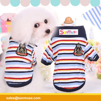 NEW ARRIVAL:POLL Shirt 2016 Summer&Spring Dog clothes/fashion pet T-shirt
