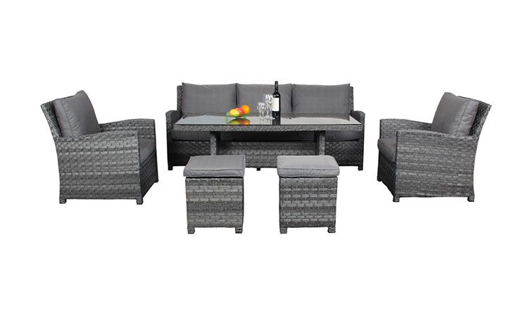 High quality outdoor sofas/rattan sofa modern classic outdoor sofa set