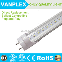 led tube light fixture t8 smd2835 electronic ballast compatible led tube