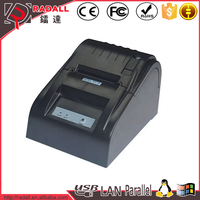 5890T New 58mm Thermal Receipt Printer POS / USB / Mini printer Thermal Printer pos58