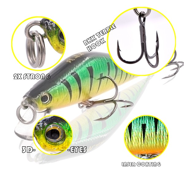 2017 New Design Minnow Bait Wholesale Hard Fishing Lures for Saltwater Lure Fishing