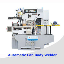 Automatic Tin Can Body Welder Welding Machine as soudronic For Small Food Can Making