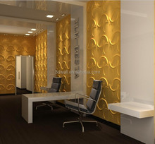 Free Samples Modern Decorative 3D Texture Wall Panels for Bedroom Decorating