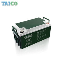 Free maintenance type deep cycle 12v 65ah dry battery 12v for ups