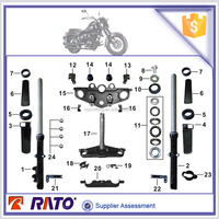 new style supplier motorcycle spare parts for sale