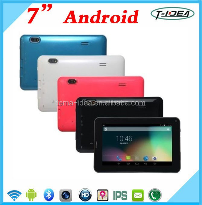 Insert Sim Android 4.1.1 Free 3D Games Tablet Pc With USB GPS Receiver