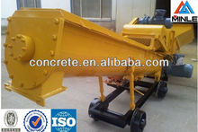 Factory Continuous Feeding Concrete Mixer machine LYP-10 with competitive price