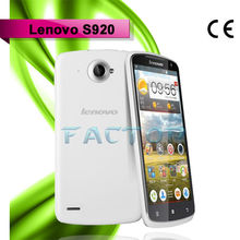 smart phone dual sim card dual standby android 4.2 lenovo s920 with CE certificate 5.3 inch capaciitve touch screen