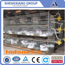 2016 Hot sale best choice Metal cheap rabbit breeding cages for sale(20 years)