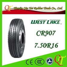 Light truck special steel wire tire 750R16 truck tire
