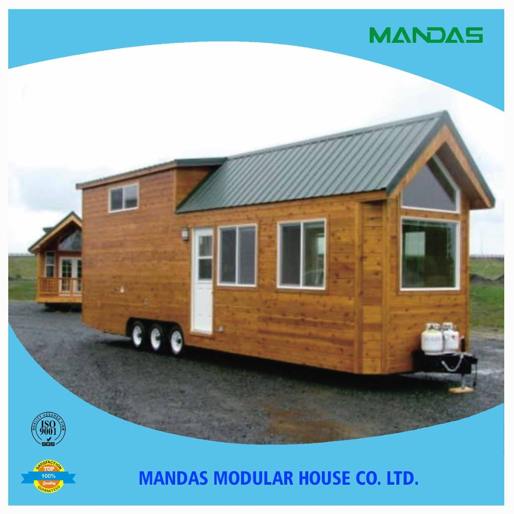 New prefab modern house/ trailer house container/mobile office trailer
