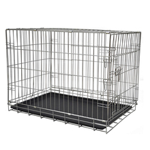 Heavy duty dog show cage used dog kennels and runs for sale