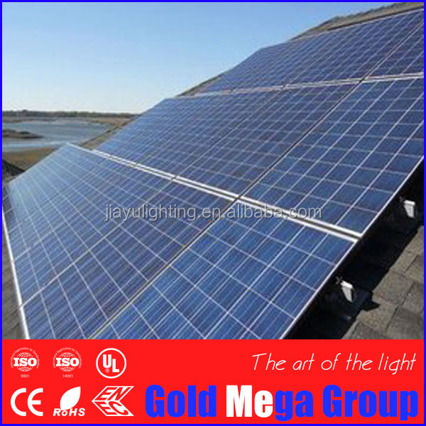 Popular hot selling 15 years warranty high efficiency solar panel 220v