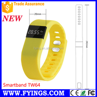 heart rate watch with pulse alarm clock smart bracelet intrinsically safe watch hang watch