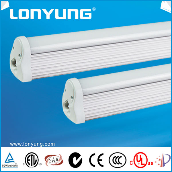 Commercial linear fluorescent lights waterproofing t8 18w led integrated tube