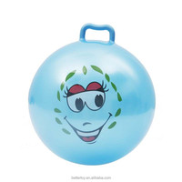 2015 today's inflatable pvc hopper ball kids jumping toys