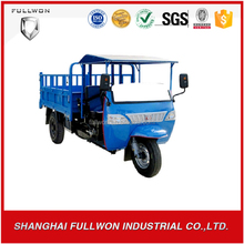 Best Selling mini dumper truck cargo tricycle with cabin motorcycle