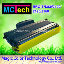 TN 360 for Brother HL2140 Series printer cartridge TN 360 Toner