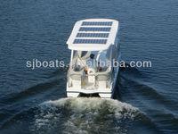 SANJ catamaran passenger boat solar boat for sale