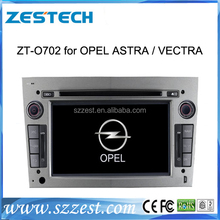 Zestech double din car stereo for opel astra gps bluetooth mp3 mp4