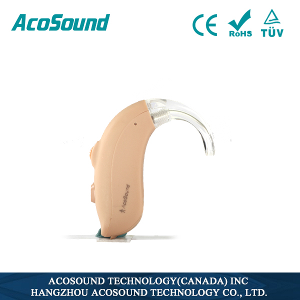 AcoSound Acomate 420 BTE most powerful hearing aid china digital hearing aids
