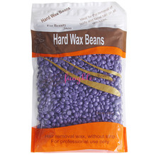 300g peel off hair removal depilatory hard wax bean without stripes