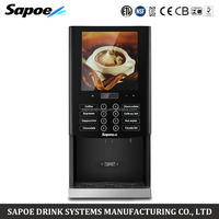 Restaurant multi function instant fully automatic coffee machine