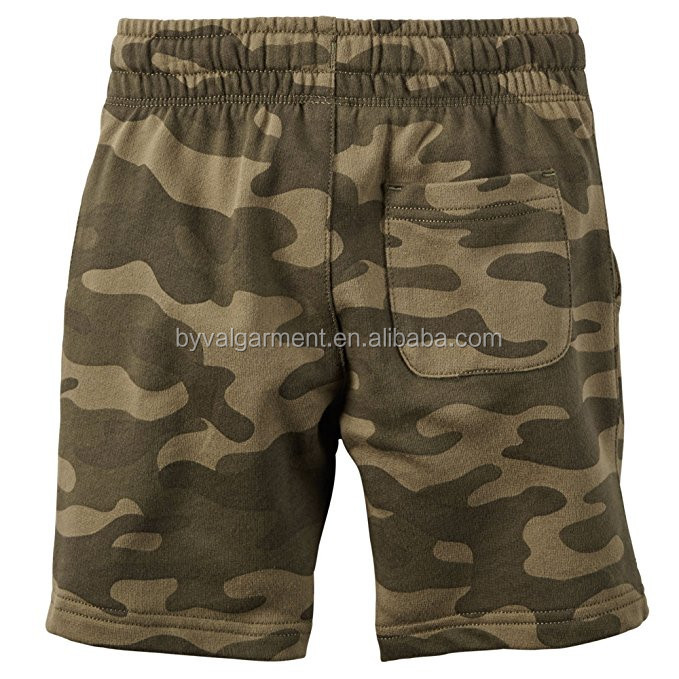 Byval Boys Clothing Shorts Summer Cotton Shorts Pull-on Shortpant Unisex Children Customize Kids Shorts for Boys Wholesale