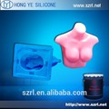 rtv2 silicone for adult dolls