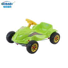 kid's pedal toy car ride on car