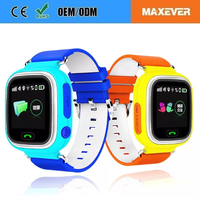 Kids GPS Hand Watch Mobile Phone Best Price With Touch Screen